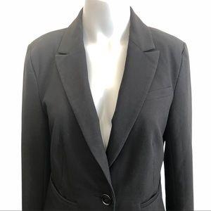 RW & Co. women's black blazer size 6